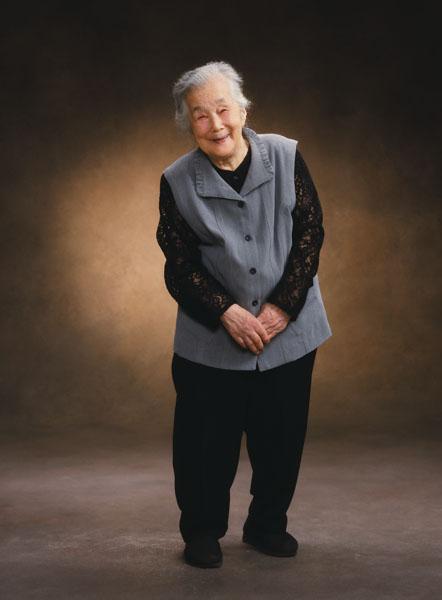 2006年 銀賞「ハナさん」