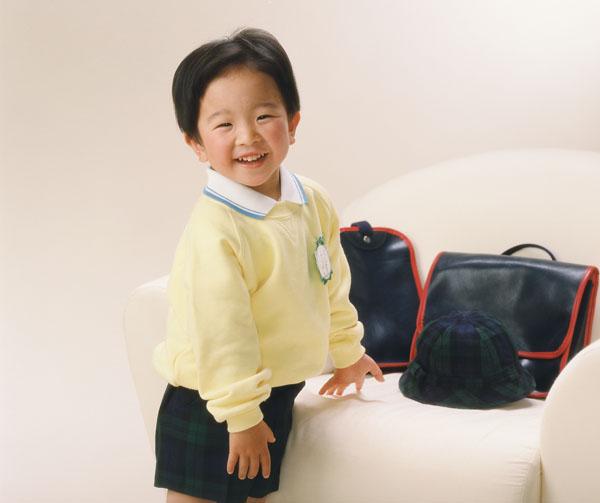 2002年 テーマ賞「うれしい入園式」