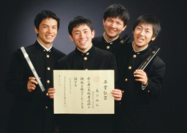 2001年 銅賞「僕らの卒業」