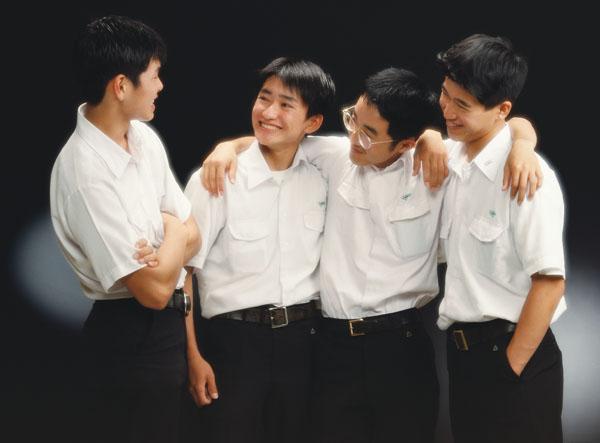 1995年 テーマ賞「ゆかいな仲間」
