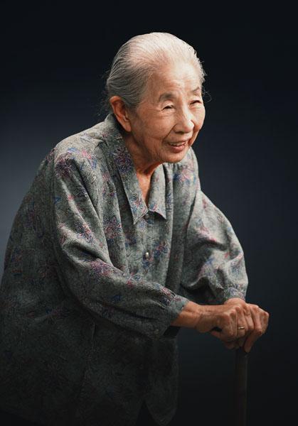 1996年 優秀賞「84歳の記念に」